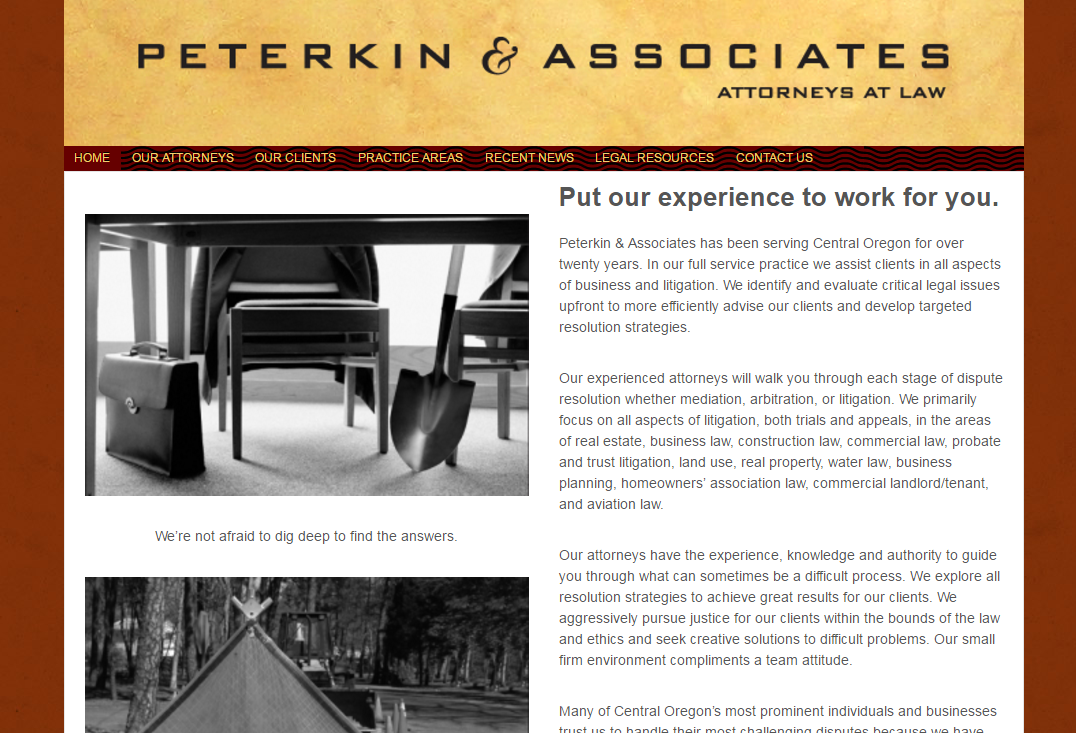 lawyer-website – Organic Webs Website Designs and Redesigns